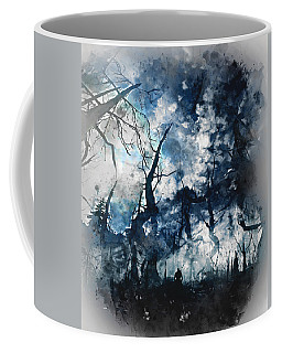 Into The Darkness - 01 Coffee Mug