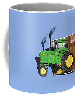Into The Fields Coffee Mug