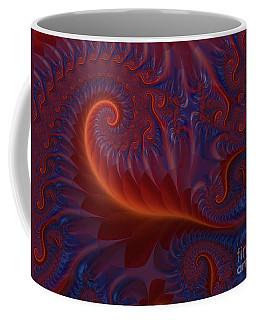 Into The Flames Coffee Mug