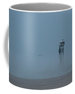 Into The Fog Coffee Mug