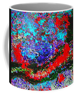 Into The Forest Of Midnight Coffee Mug