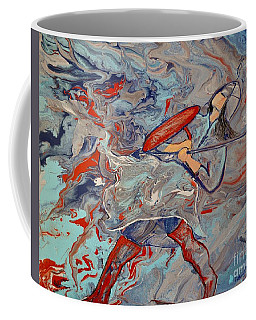 Into The Fray Coffee Mug