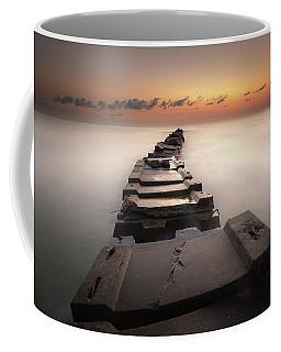 Into The Golden Morning Coffee Mug