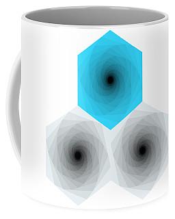 Into The Hexagons. Coffee Mug