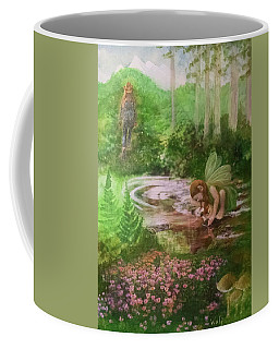 Into The Hollow Hills Coffee Mug
