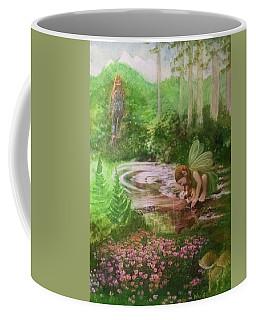 Into The Hollow Hills Coffee Mug