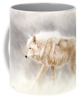 Into The Mist Coffee Mug