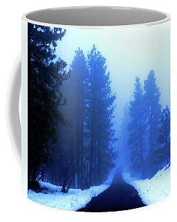 Into The Misty Unknown Coffee Mug