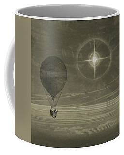 Into The Night Sky Coffee Mug