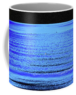 Into The Ocean Void Coffee Mug