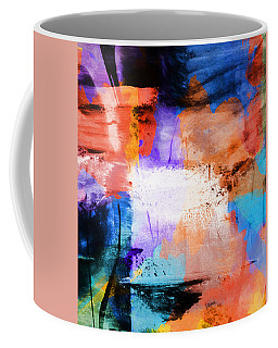 Coffee Mug featuring the painting Into The Open by Dan Sproul