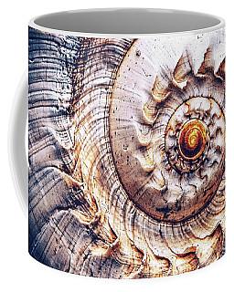 Coffee Mug featuring the photograph Into The Spiral by Jaroslav Buna