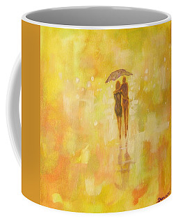 Into The Sunset Coffee Mug by Raymond Doward