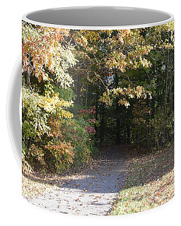 Into The Unknown 3 Coffee Mug