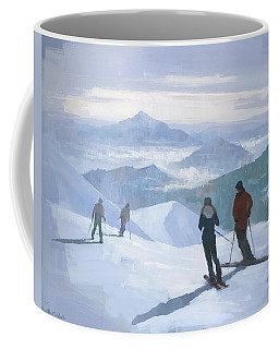 Into The Valley Coffee Mug