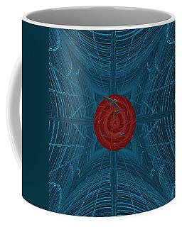 Into The Vortex Coffee Mug