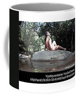 Into The Wild Coffee Mug by David Cardona