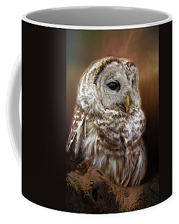 Into The Woods Coffee Mug by Davandra Cribbie