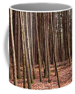 Into The Woods Coffee Mug