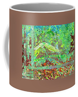 Into The Woods-through The Looking Glass Coffee Mug