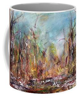 Into Those Woods Coffee Mug