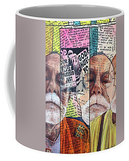 Introduction To Life, A Self Portrait Coffee Mug