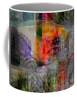 Intuitional Abstract Coffee Mug