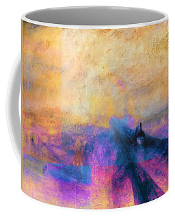Inv Blend 12 Turner Coffee Mug by David Bridburg