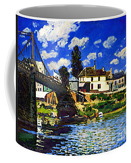 Inv Blend 14 Sisley Coffee Mug by David Bridburg