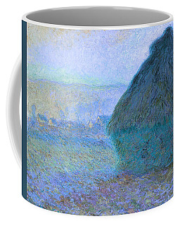 Inv Blend 21 Monet Coffee Mug by David Bridburg