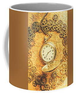 Invention Of Time Coffee Mug
