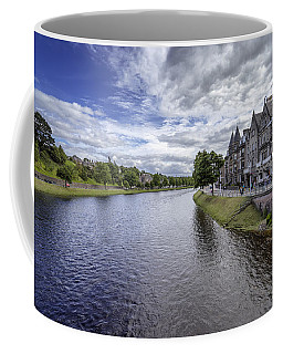 Coffee Mug featuring the photograph Inverness by Jeremy Lavender Photography