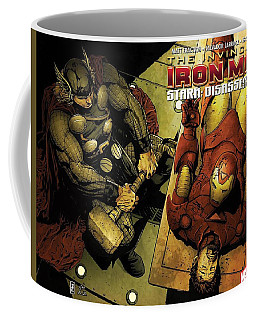 Invincible Iron Man Coffee Mug