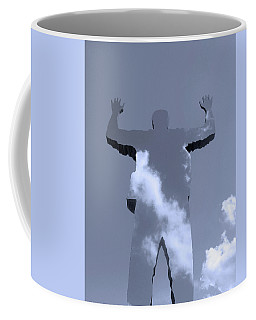 Coffee Mug featuring the photograph Invisible ... by Juergen Weiss