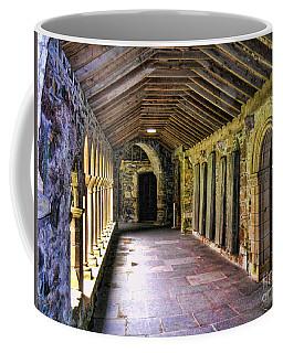 Arched Invitation Passageway Coffee Mug