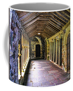 Arched Invitation Passageway Coffee Mug