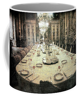 Invitation To Dinner At The Castle... Coffee Mug