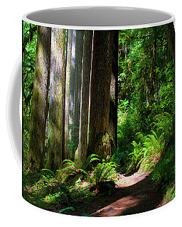 Inviting Hike Coffee Mug