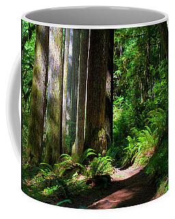 Inviting Hike Coffee Mug