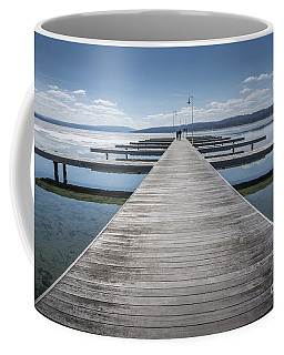 Inviting Walk Coffee Mug