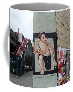 Inwood Graffiti  Coffee Mug