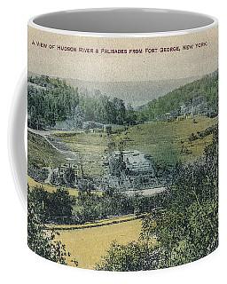 Inwood Postcard Coffee Mug by Cole Thompson