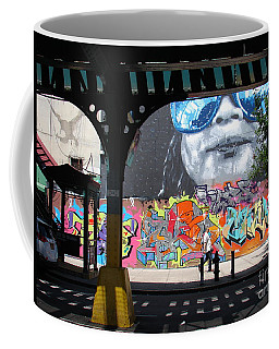 Inwood Street Art  Coffee Mug