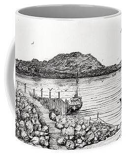 Iona From Mull Coffee Mug