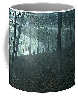 Iowa Fog Rays Coffee Mug