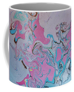 Coffee Mug featuring the painting Iphigenia by Margaret Bobb