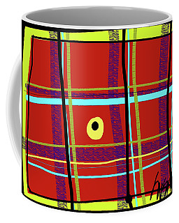 iPlaid in Memoriam of Steve Jobs Coffee Mug