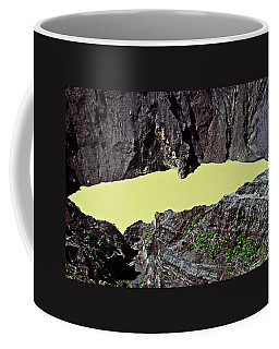 Coffee Mug featuring the photograph Irazu Volcano - Costa Rica by Juergen Weiss