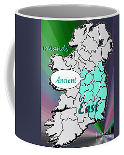 Tour Irelands Ancient East Coffee Mug