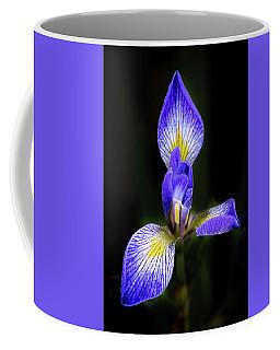 Iris #1 Coffee Mug